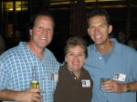 Greg Carricchio, Kath McGill, Rob Meadows