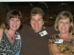 Shelly Marshel-Hernandez, Kathy McGill & Michelle Ridgeway Workman