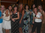 Suzanne Fisher, Leanne Yee Dunn, Diana Whitehead Palumbo, Julie Rogers Sturm, Kathi Guerra Afetian, Debbie Love Flores,