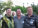 Ross Biddle, Greg Caricchio & Steve Gray