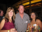 Tracy Bolleter Wagaman, Mike Burns & Martha Zambrana Medina