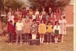 Lillian H. Dibble Elementary - 1972-73  Mrs. Luptons' class.